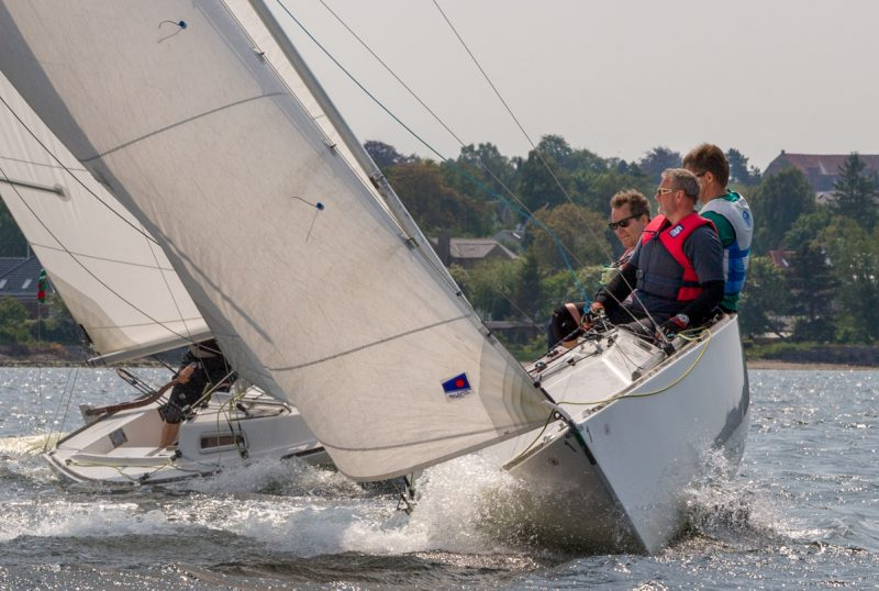 Match Race i Roskilde Sejlklub