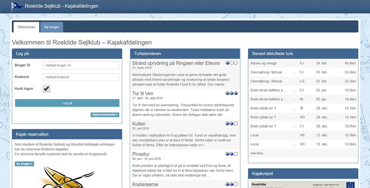 roskilde-sejlklub-kajak.dk